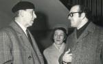 H.E. Apostel mit Gattin und Hebb