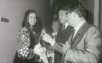 Melitta Heinzmann, Alfred Uhl, Scheit (11. Mai 1971)