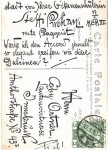 Postkarte Ortner