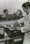 """Radioaufnahmen mit der späteren Ehefrau Luise Schreiber (Kinderlieder, """"Kommt ein Vogerl geflogen"""" war lange Zeit Kennmelodie der Sendung """"Das Traummännlein kommt"""", 1952)"""