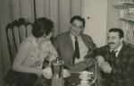 Scheit in Paris bei Robert Vidal 1965