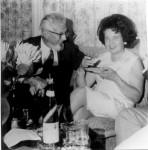 Otto Zykan und Luise Walker